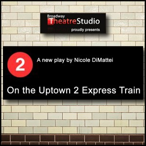On the Uptown 2 Express Train
